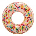 Boia Insuflável com Forma de Donut Branco | Intex
