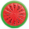 Colchão insuflável Intex com forma de Melancia | Desfrute de um verão inesquecível! Consiga os seus colchões e figuras insufláveis online em Distria
