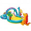 Centro de juegos acuático Dinoland - Intex