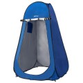 Tienda ducha cambiador portátil camping 120x120x190 cm | Distria