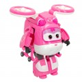 Super Wings Dizzy Helicóptero transformable Super Charge
