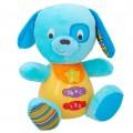 Peluche perro para bebés que habla & luces de colores - idioma: español