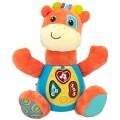 Peluche jirafa para bebés que habla & luces de colores - idioma: español
