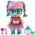 Super Cute Muñeca superheroína Gabi con accesorios